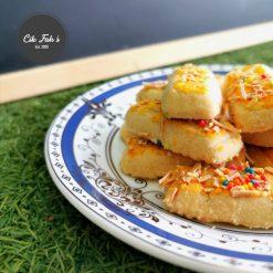 Butter Cheese Cookies - Cik Fah's