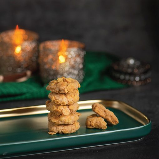 Cornflakes Butter Cookies Main