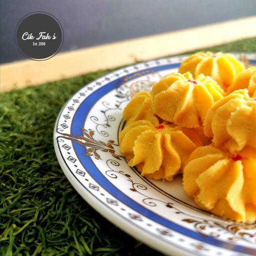 Dahlia Cookies - Cik Fah's