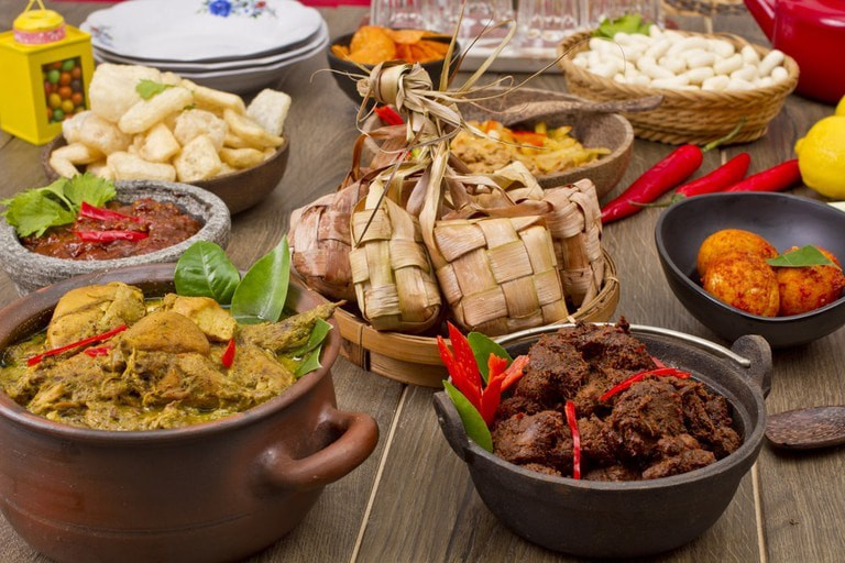 Hari Raya Dishes