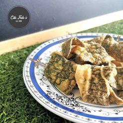 Seaweed Crisps - Cik Fah's