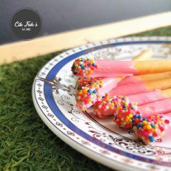 Strawberry Sticks - Cik Fah's