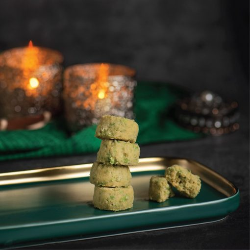 Premium Green Pea Cookies